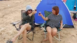 Um Al Quwaim Camping (UAE)