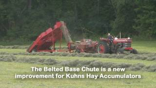 Kuhns Mfg Belted Base Chute