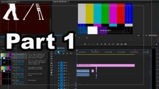 getlinkyoutube.com-Colorbars and Tones, Adobe Premiere Tutorial Pt.1