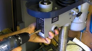 Fitting Quill Stop for Pillar Drill - Hobbyist Machine Upgrade - Depth Stop