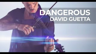getlinkyoutube.com-David Guetta - Dangerous (Violin Cover by Robert Mendoza)