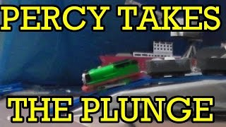 "getlinkyoutube.com-Tomy ""Percy Takes the Plunge"" Remake"