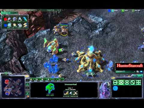 Starcraft 2 - Liquid.Tyler vs Aki - PvT
