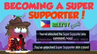 getlinkyoutube.com-Growtopia | Becoming a SUPER SUPPORTER! (Buying 250,000 gems!)
