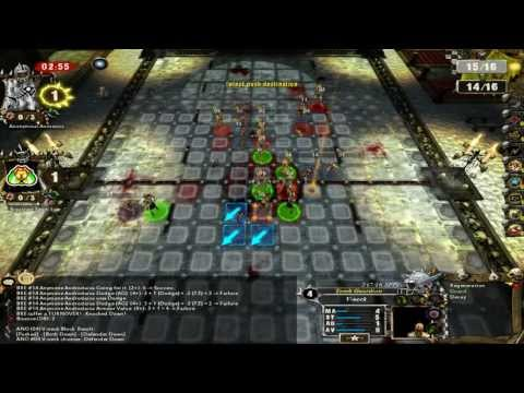 (G11)Khemri VS Amazon Second half Crunch Cup Blood Bowl: CE