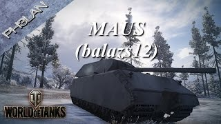 getlinkyoutube.com-World of Tanks - Maus (balazs12)