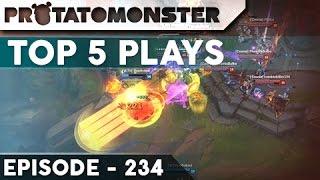 League of Legends Top 5 Plays Week 234