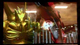 グレートアニマルカイザー ゴッド4弾 ミッション6 マシンホエールに挑戦:邪拳王レオナルドで撃滅
