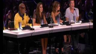 getlinkyoutube.com-Cheryl Cole  - The X Factor USA