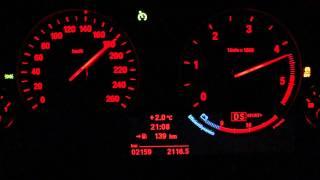 getlinkyoutube.com-New BMW X3 xDrive 20d F25 (2011) 0-200 km/h acceleration