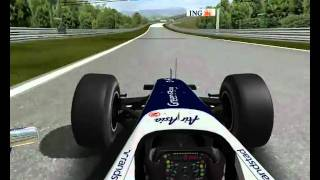 F1 Hungaroring On Board Lap