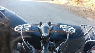 getlinkyoutube.com-40 meters shooting homemade compound crossbow