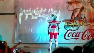 getlinkyoutube.com-Tsunami 15- Cosplay Individual Pegaso Seiya
