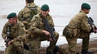 getlinkyoutube.com-British Royal Marine Commandos Training - NATO vs Russia in Biggest Military Exercise