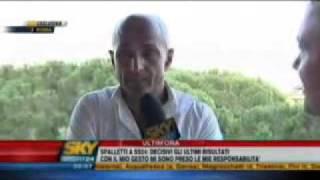 getlinkyoutube.com-Intervista commovente di Luciano Spalletti dopo le sue dimissioni