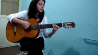 صدای زیبای دختر ایرانی - آهنگ منو ببخش (مرجان) dokhtare irani