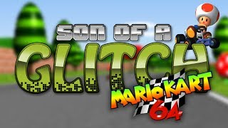 getlinkyoutube.com-Mario Kart 64 Lap Skips And Glitches - Son Of A Glitch - Episode 14