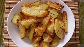 getlinkyoutube.com-Patate al forno perfette