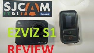 getlinkyoutube.com-EZVIZ S1 Actioncam Review