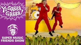 getlinkyoutube.com-The Aggrolites - Banana - Yo Gabba Gabba!