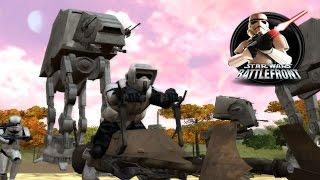 getlinkyoutube.com-Star Wars Battlefront 1 Mods (PC) HD: Ord Mantell: No Greater Glory | Galactic Civil War