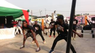 getlinkyoutube.com-All Stars Azonto dance
