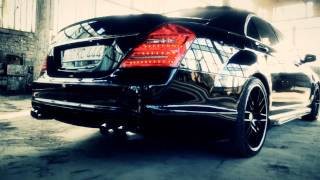 getlinkyoutube.com-Mercedes-Benz W221 WALD Design