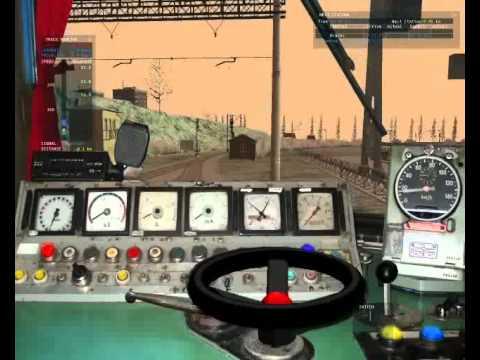 Miscrosoft Train Simulator : CFR 43-0127-1 Manevre la iesirea din Depoul Brasov