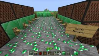getlinkyoutube.com-Simple Inventions with Tripwire - Minecraft