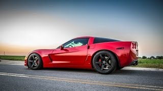 getlinkyoutube.com-Z06 Supercharged Stage 5R Dallas Performance 1000+hp