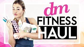 getlinkyoutube.com-DM FITNESS Haul | Meine Lieblings Produkte | Sophia Thiel