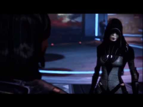 Mass Effect 3 Citadel [Insanity][Playthrough] 20 Garrus and Kasumi at Casino