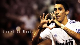 Angel Di Maria | All 36 Goals for Real Madrid - [2010-2014]