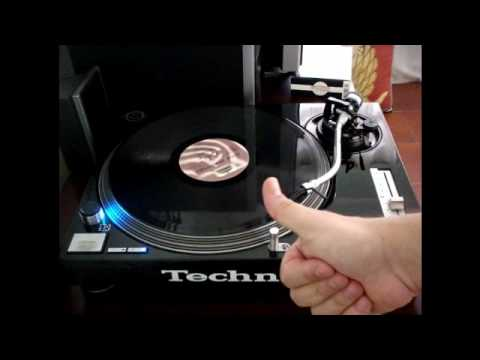 Eurodance 90s Classics on Technics SL-1200MK2