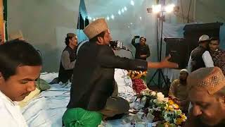 Rashid Azam - Shahe Madina - New Naat 2017 At Mehfil Gulshan