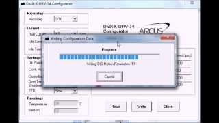 Video Aula Arcus DMX K DRV34