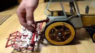 getlinkyoutube.com-Traktor + brony. Ręcznie wykonany. CNC+laser