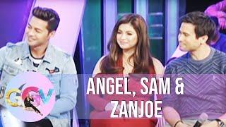 getlinkyoutube.com-GGV: Did Angel, Sam, & Zanjoe ever beg for love?