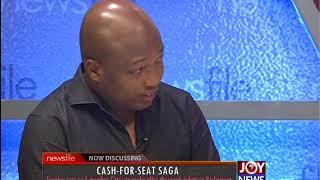 Cash-For-Seat-Saga - Newsfile on JoyNews (6-1-18)