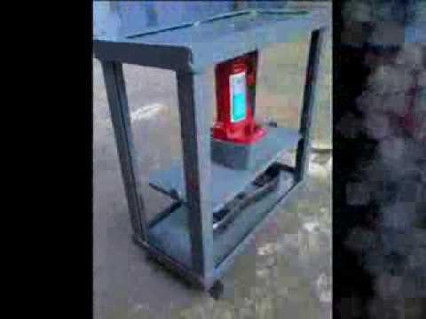 Maquina de fabricar chinelos. - Pequenas Empresas Grandes Negócios JUNIOR INOX