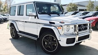 getlinkyoutube.com-2017 Mercedes Benz G Class: G63 AMG Full Review /Exhaust /Start Up /Short Drive