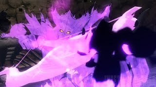 NARUTO SHIPPUDEN: ULTIMATE NINJA STORM REVOLUTION - All True Awakenings/Transformations!
