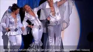 getlinkyoutube.com-MAMMA MIA en ARGENTINA: Super Trouper (Abril 6 2012, Teatro Opera Citi)