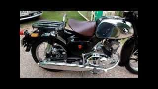 getlinkyoutube.com-Honda c95 Benly Test Speed