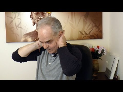 Self-help for neck and shoulder pain, senility and hbp