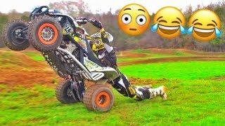getlinkyoutube.com-Quad GOON Riding!