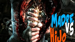 getlinkyoutube.com-MADRE VS HIJO - Mortal Kombat X