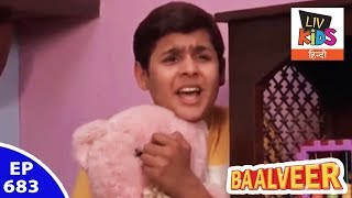 Baal Veer   बालवीर   Episode 683   The Sharp Attack