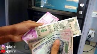 [2018] How to Deposit $Cash$ in SBI Cash Deposit Machine (Any State Bank) width=