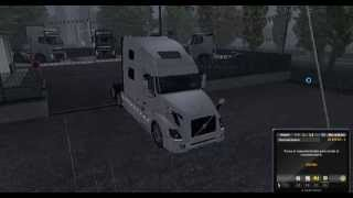 getlinkyoutube.com-Euro Truck Simulator 2 Mods Volvo_VNl_780